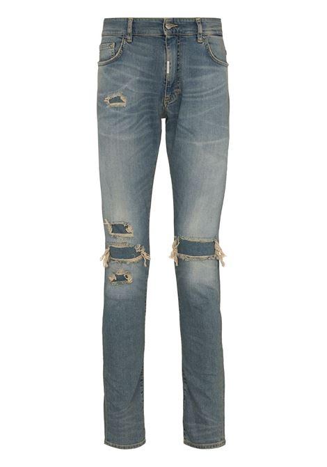 Represent jeans light indigo men REPRESENT | Jeans | M0705286