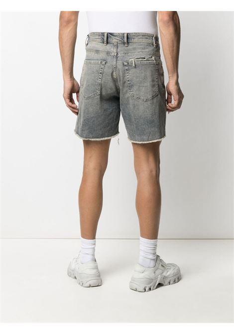 Pantaloncino con effetto vissuto Uomo REPRESENT | M0706125
