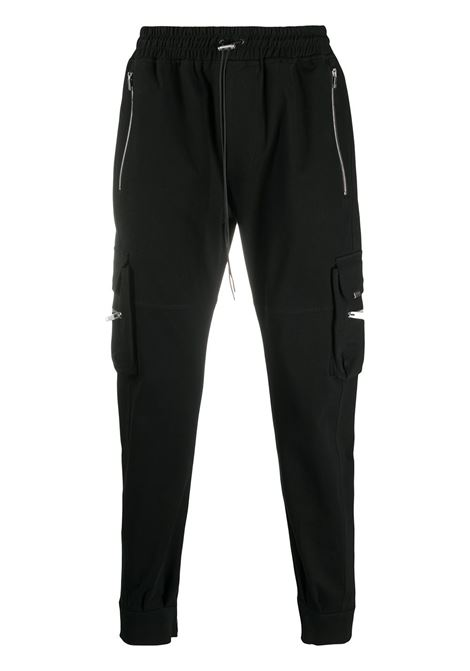 Represent cargo track pants men black REPRESENT | Trousers | M0805201