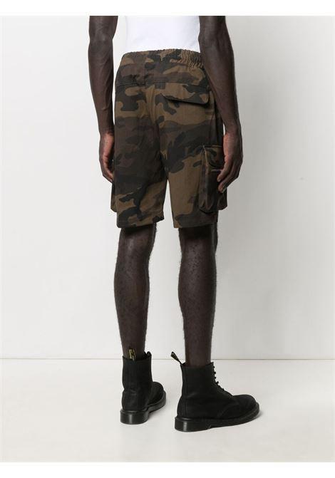 Bermuda con stampa camouflage Uomo REPRESENT | M0901909