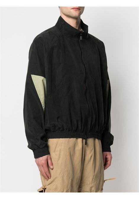 Rhude jacket black men RHUDE | RHPS21JA000000100015