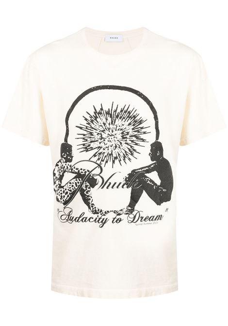 T-shirt Interstellar Uomo RHUDE | T-shirt | RHPS21TT000000050053