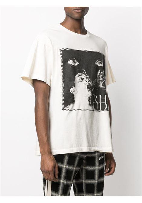Post Stamp T-shirt RHUDE | RHPS21TT000000110053