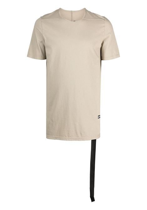 Draped strap T-shirt RICK OWENS DRKSHDW | DU21S2250RN08