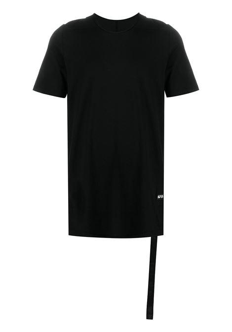 Logo patch short-sleeve T-shirt RICK OWENS DRKSHDW | DU21S2250RN09