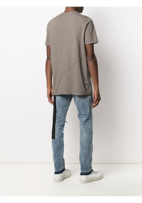 Raw edge T-shirt RICK OWENS DRKSHDW | DU21S2250RNEM434