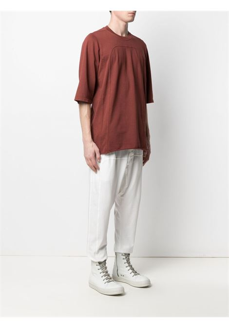 Rounded T-shirt RICK OWENS DRKSHDW | DU21S2268RIG03