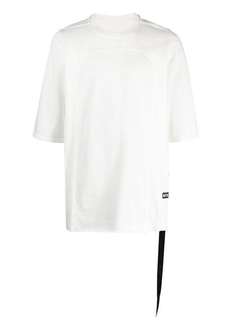 Rounded T-shirt RICK OWENS DRKSHDW | DU21S2268RIG11