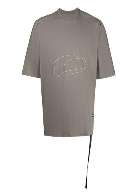 Oversize T-shirt RICK OWENS DRKSHDW | DU21S2274RNEP23408