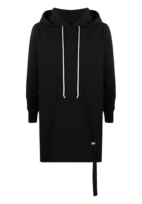 Oversize cotton hoodie RICK OWENS DRKSHDW | DU21S2285RIG09
