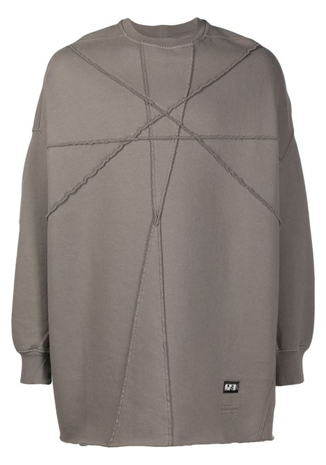 Oversize sweatshirt RICK OWENS DRKSHDW | Sweatshirts | DU21S2566FEM434