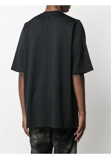 T-shirt con logo Uomo RICK OWENS X CHAMPION   CM21S001021676309