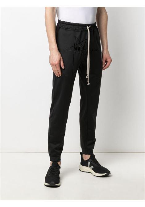 Pantaloni con ricamo Uomo RICK OWENS X CHAMPION   CM21S001621678209