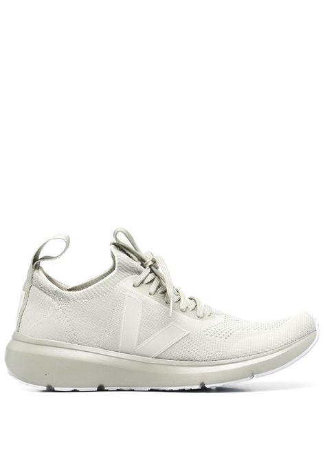 Rick owens x veja sneakers sock runner men oyster RICK OWENS X VEJA | Sneakers | VM21S6800KVE61