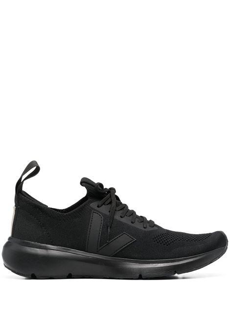 Rick owens x veja sneakers sock runner men black RICK OWENS X VEJA | Sneakers | VM21S6800KVE99