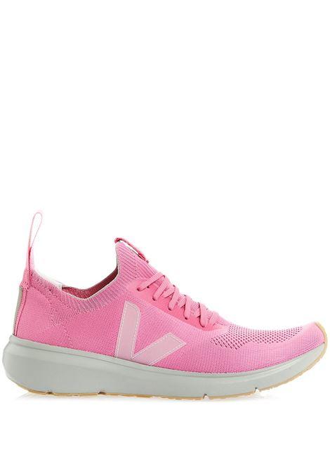 Rick owens x veja sneakers pop pink women RICK OWENS X VEJA | VW21S6800KVE183