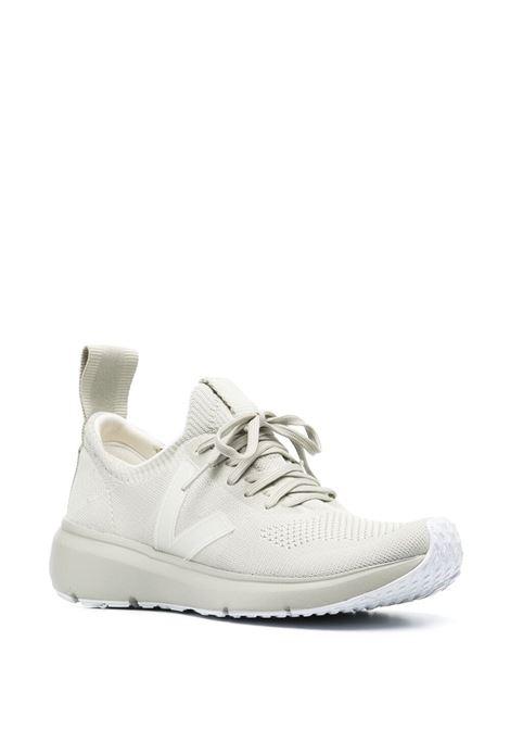 Rick owens x veja sneakers oyster women RICK OWENS X VEJA | VW21S6800KVE61