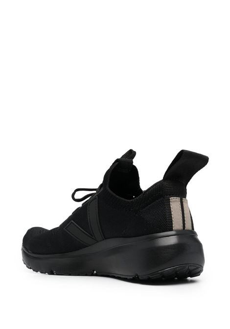 Rick owens x veja sneakers sock runner women black RICK OWENS X VEJA | VW21S6800KVE99