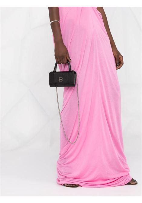 Rick owens drape-detail dress women pop pink RICK OWENS | RO21S3594JS183