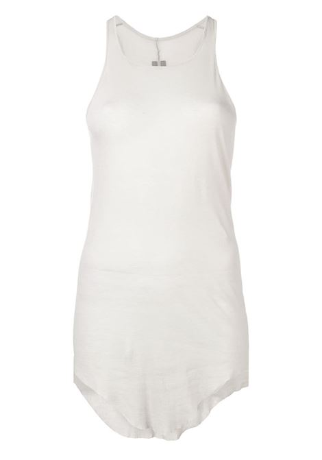 Semi-sheer tank top RICK OWENS | Top | RP21S3101MR61