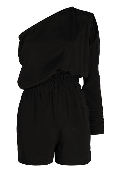 Rick owens cut-out playsuit women black RICK OWENS | Jumpsuit | RP21S3534CC09
