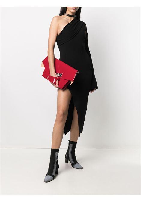 Asymmetric midi dress RICK OWENS | RP21S3673KST09