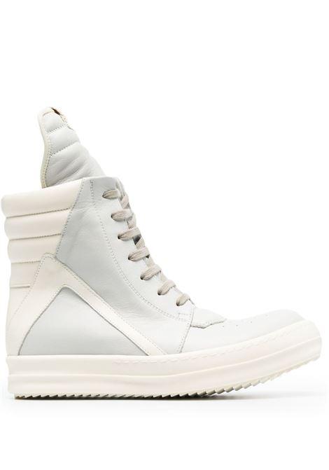 Rick Owens sneakers phlegethon geobasket donna oyster milk RICK OWENS | Sneakers | RP21S3894LPO61111