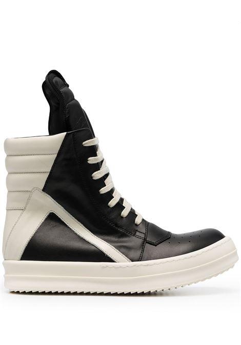 Rick owens two-tone sneakers women black milk RICK OWENS | Sneakers | RP21S3894LPO91111