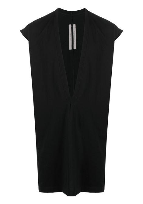 Deep v-neck vest RICK OWENS | T-shirt | RU21S6157JA09