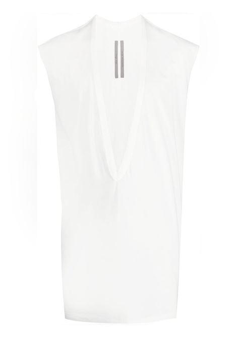 Deep-V tank top RICK OWENS | T-shirt | RU21S6157JA11