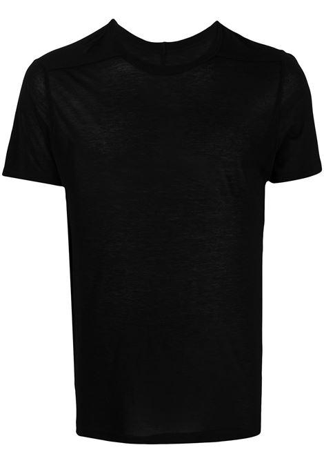Panelled T-shirt RICK OWENS | T-shirt | RU21S6265JS09