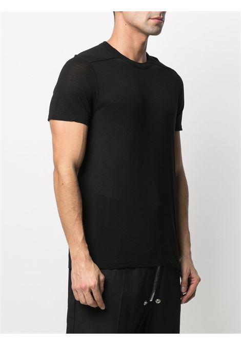 Panelled T-shirt RICK OWENS | RU21S6265JS09