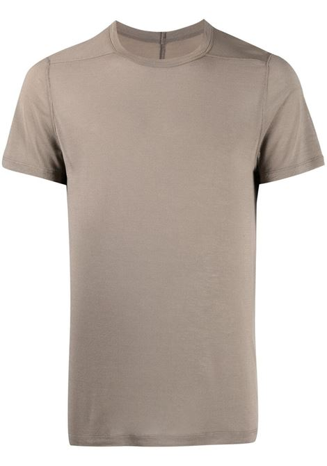 Rick owens short-sleeve t-shirt men dust RICK OWENS | T-shirt | RU21S6265JS34