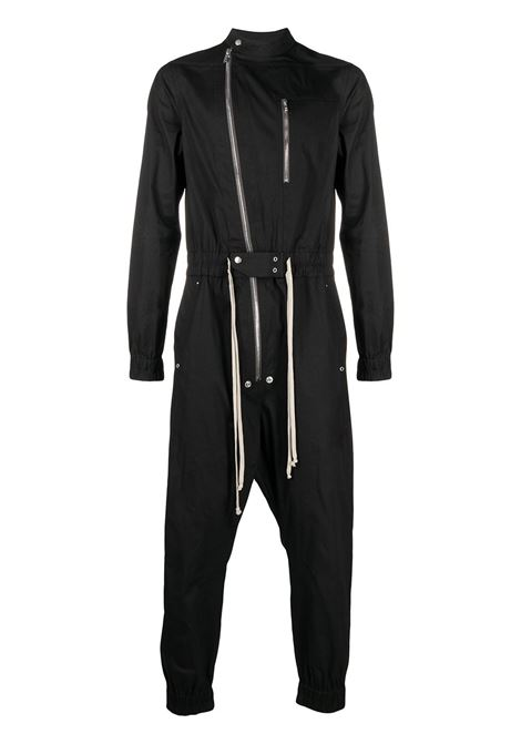 Zip jumpsuit RICK OWENS | Suits | RU21S6551TE09