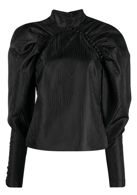 Rotate blouse black women ROTATE | Blouses | RT1381000