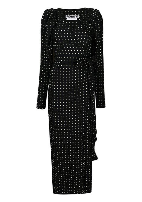 Polka-dot dress ROTATE | Dresses | RT195110620