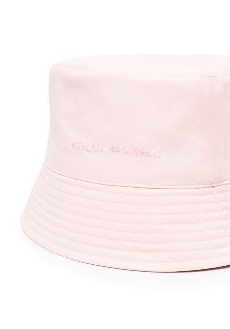 Cappello con logo Donna RUSLAN BAGINSKIY | BCT039PLGHTPNK