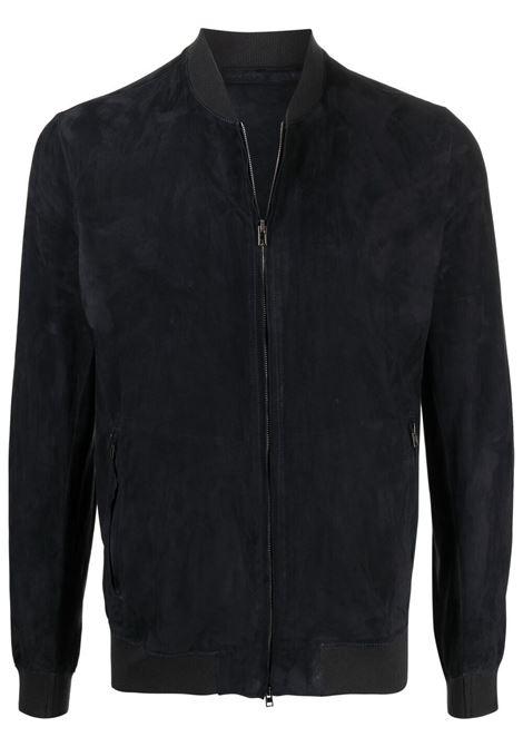 Salvatore santoro bomber jacket men navy SALVATORE SANTORO | Outerwear | 40517NV