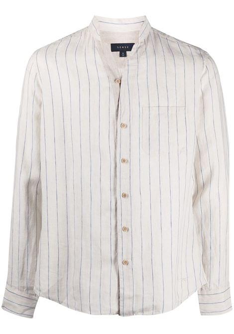 Sease shirt men beige blu SEASE | Shirts | SC030TN019Y35