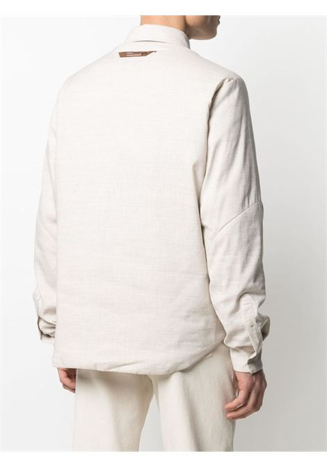 Giacca-camicia con colletto a punta Uomo SEASE | SI032TN014X34