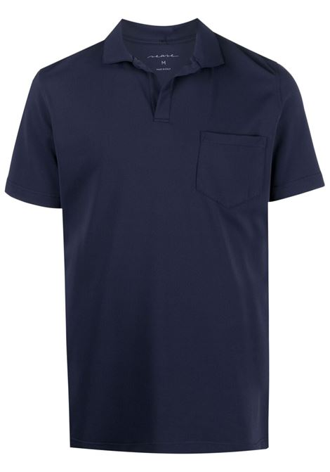 Sease polo con taschino sul petto uomo navy blue SEASE | Polo | TP031TJ029B13