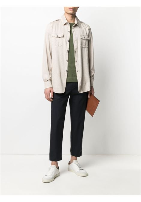 Camicia con taschino Uomo SEASE | WP030TJ017X43