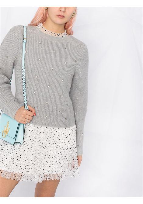 Maglione con decorazione Donna SELF-PORTRAIT | RS21110GGRY