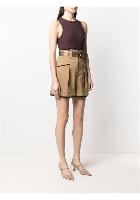 Shorts sartoriali Donna SELF-PORTRAIT | SS21015CML