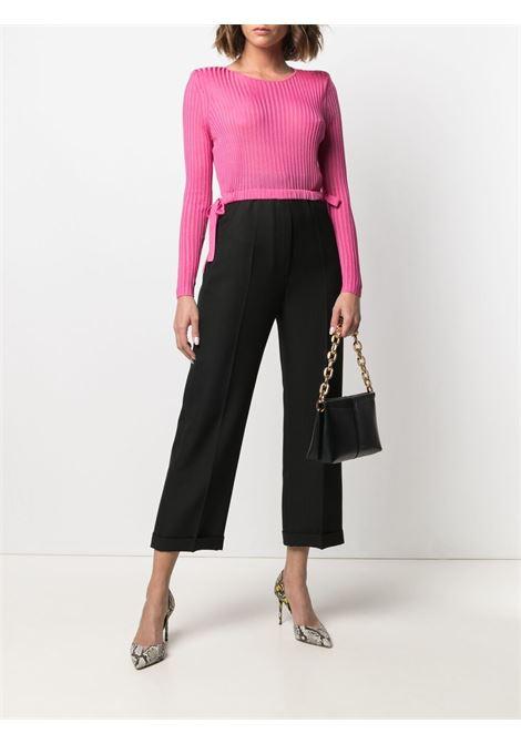 Maglione con spalline rosa - donna SELF-PORTRAIT | SS21082TPNK