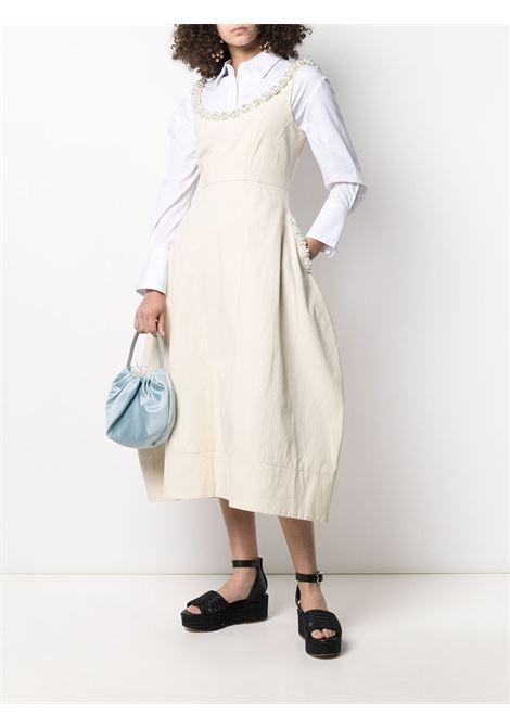 Pearl-embellished dress SIMONE ROCHA | 7064B0411CRMPRL