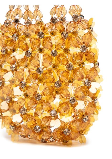 Simone rocha mini bag amber SIMONE ROCHA | BAG1040911AMBR
