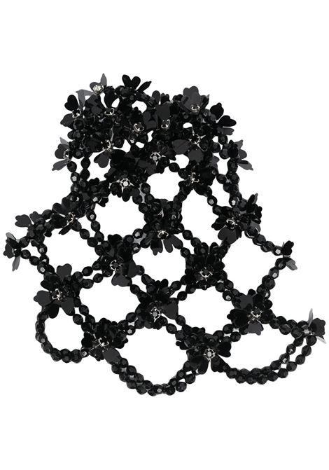 Beaded chignon cover  SIMONE ROCHA | Hair accessories | CAP10911JT
