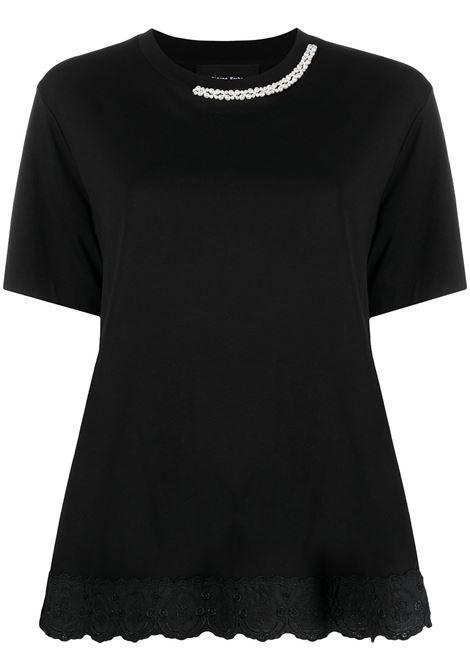 SIMONE ROCHA SIMONE ROCHA | T-shirt | TS304TB0553BLKPRL