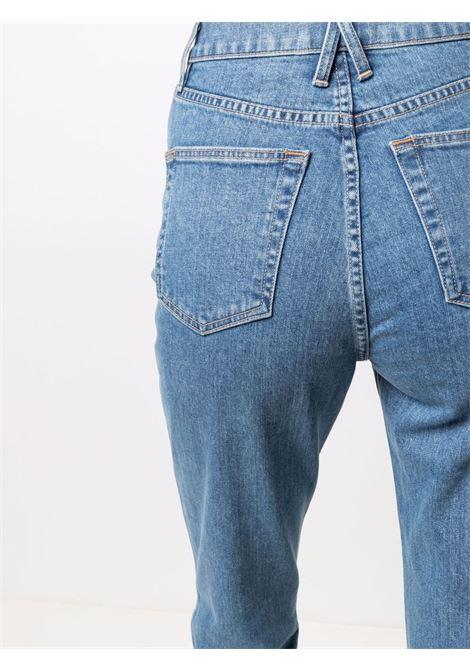 Slvrlake high-waisted jeans  women forever blue SLVRLAKE | BTNA506OFORBL